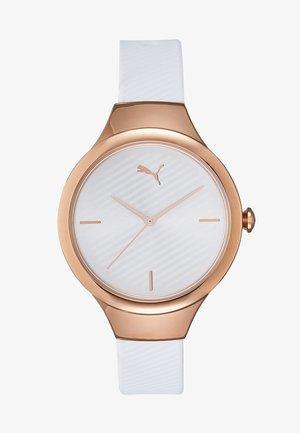 CONTOUR - Horloge - white