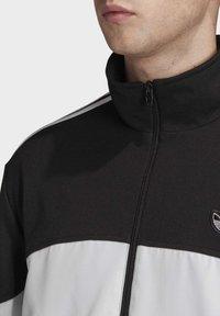 adidas Originals - BANDRIX TRACK TOP - Training jacket - black - 4