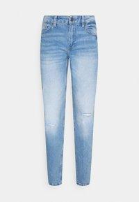 Only & Sons - ONSLOOM SLIM LIGHT BLUE DAMAGE - Slim fit jeans - blue denim - 3