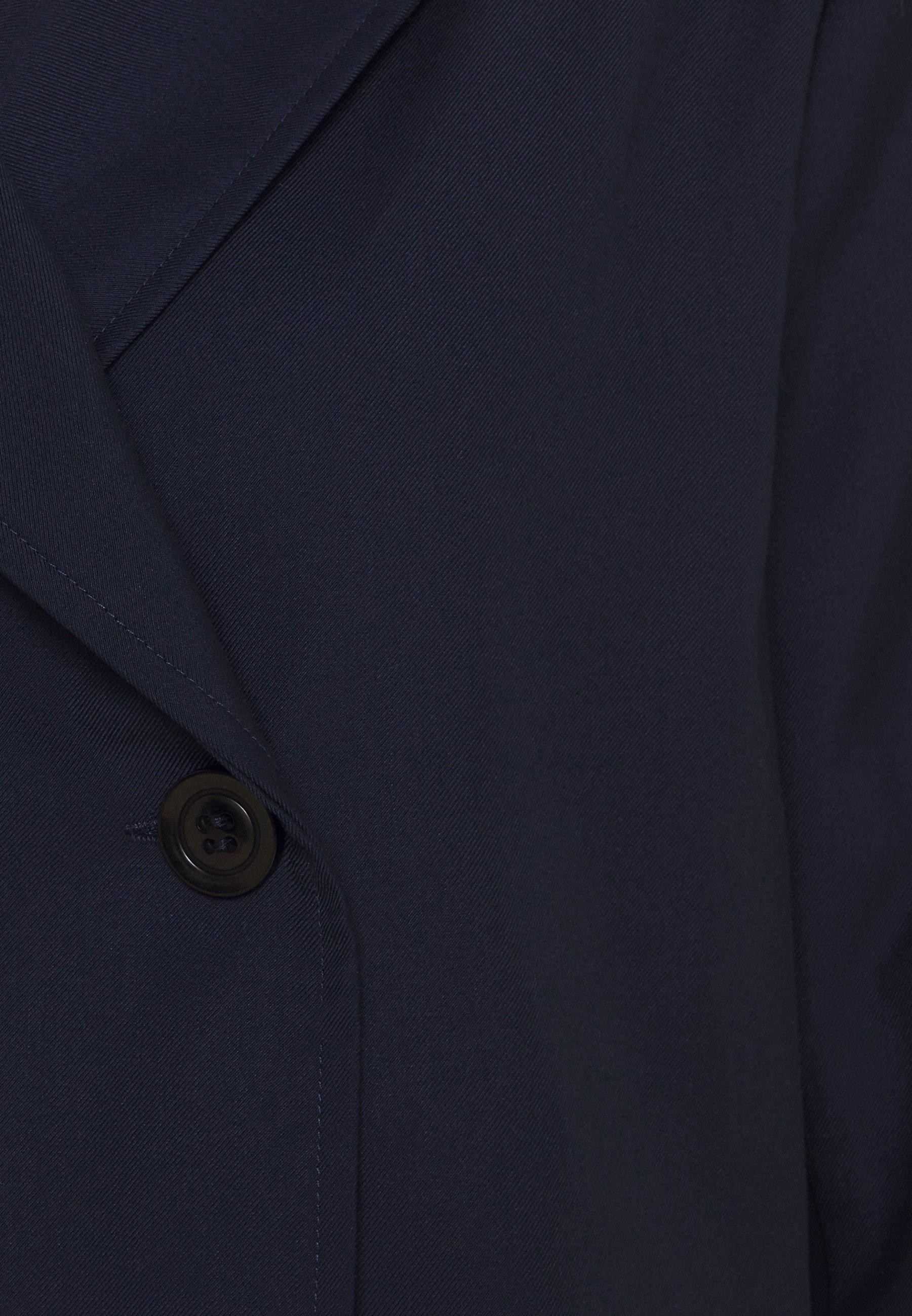 Who What Wear CROPPED JACKET Blazer true navy/dunkelblau