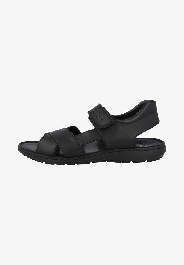 28963 - Sandały trekkingowe - black
