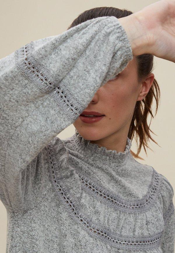 Dorothy Perkins Bluzka - grey/szary FRVB