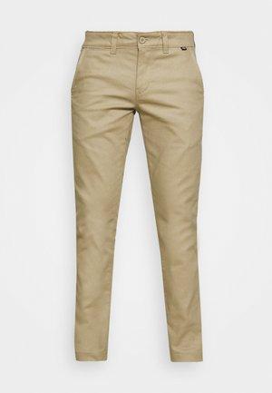 SHERBURN - Trousers - khaki