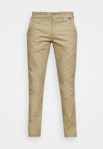 SHERBURN - Pantaloni - khaki