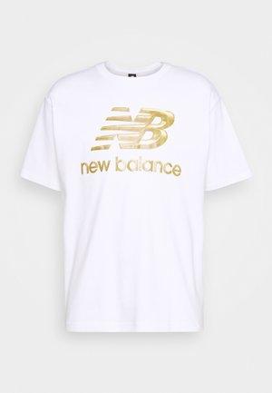 ATHLETICS SELECT PODIUM - T-shirt med print - white
