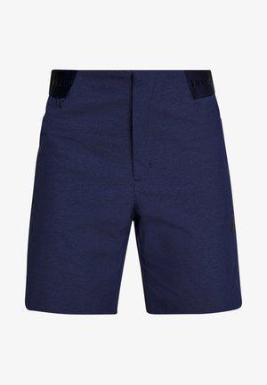 Sports shorts - peacoat