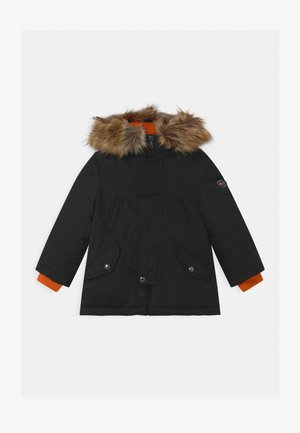 OUTERWEAR - Down jacket - polo black