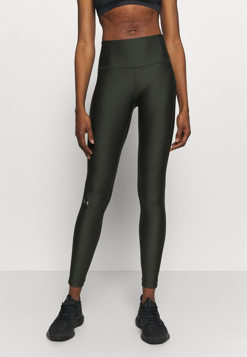 Under Armour - HI RISE LEGGING - Tights - baroque green