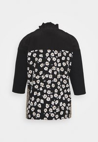 Marc Cain - Long sleeved top - black