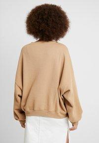 American Vintage - KINOUBA - Sweatshirts - falaise - 2