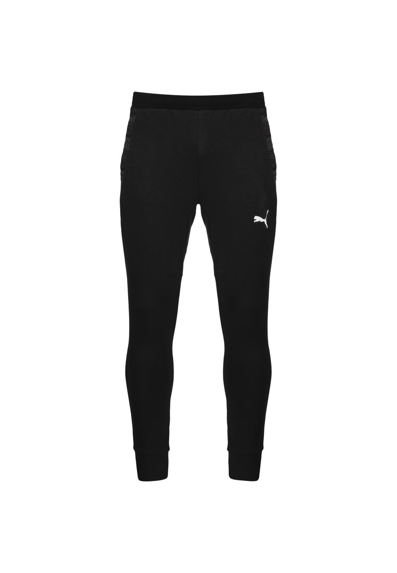 Puma - TEAMFINAL - Pantalon de survêtement - black
