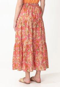 Indiska - ZOE - A-line skirt - pink - 2