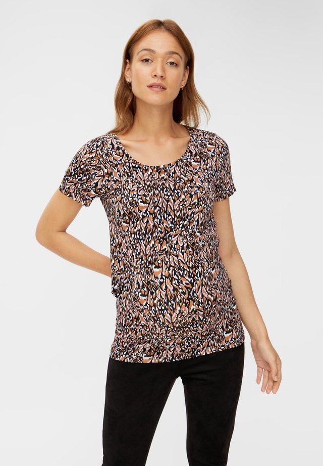 T-shirt imprimé - nutria