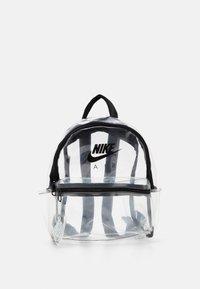 Nike Sportswear - JUST DO IT - Rucksack - clear/black - 0