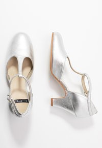 LAB - Classic heels - galaxy silver - 3