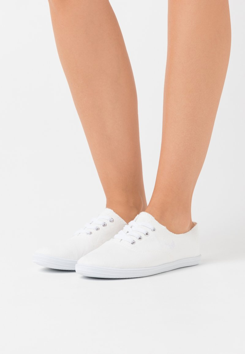 Kaporal - DESMA - Trainers - blanc