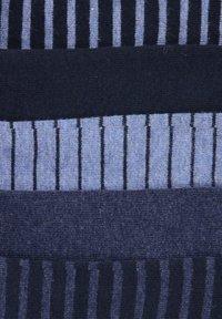WE Fashion - 5 PACK - Socks - navy blue - 2