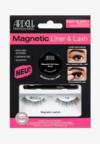 Ardell - MAGNETIC LASH & LINER 110 - Faux-cils - - - 0
