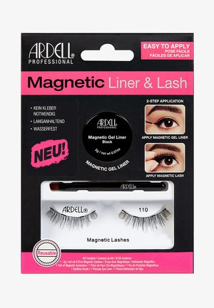 MAGNETIC LASH & LINER 110 - False eyelashes - -