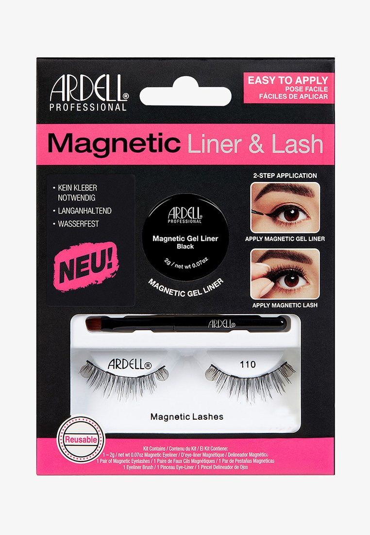 Ardell - MAGNETIC LASH & LINER 110 - Faux-cils - -