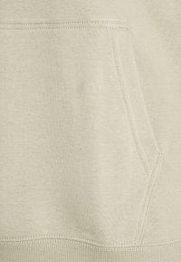 Weekday - HELMER HOODIE - Hoodie - beige melange - 2