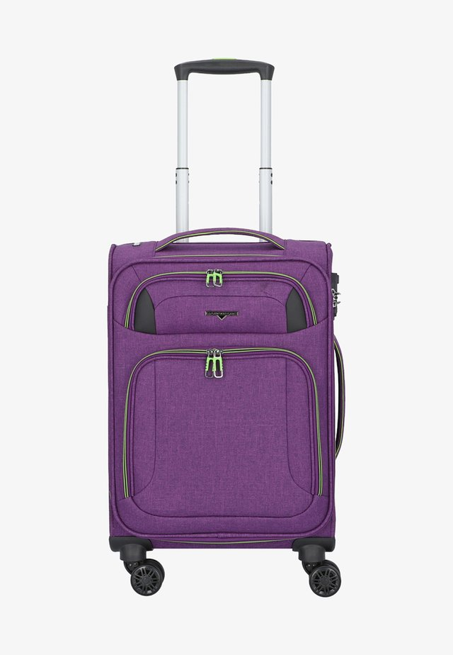 AIRSTREAM  - Wheeled suitcase - bright purple
