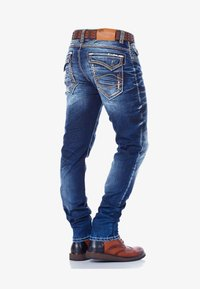 Cipo & Baxx - Relaxed fit jeans - blue - 1