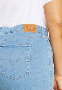 Levi's® Plus - 724 STRAIGHT - Straight leg jeans - rio aura - 4
