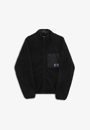 WM MIDLAND ZIP SHERPA - Summer jacket - black