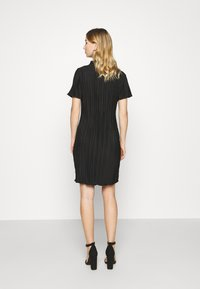Weekday - ELAINE PLEAT SHORT DRESS - Day dress - black - 2