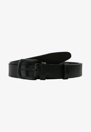 HAMBURG BELT - Belt - black