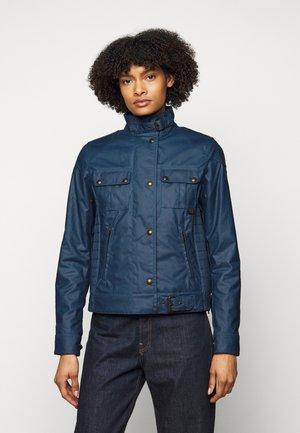 GANGSTER JACKET - Summer jacket - blue