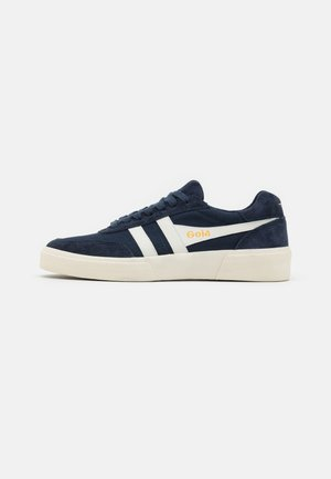 MATCH POINT - Trainers - navy/offwhite
