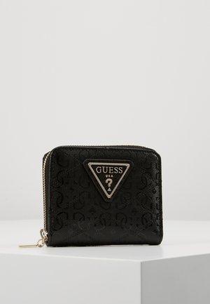 ASTRID SMALL ZIP AROUND - Peněženka - black