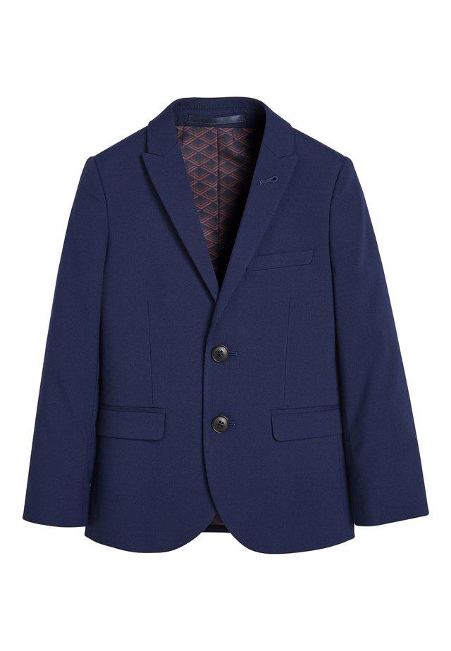 SUIT JACKET (12MTHS-16YRS)-TAILORED FIT - Suit jacket - blue