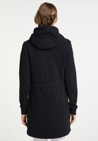 DreiMaster - Zip-up sweatshirt - schwarz - 2