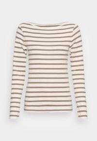 GAP - BATEAU - Long sleeved top - brown - 3