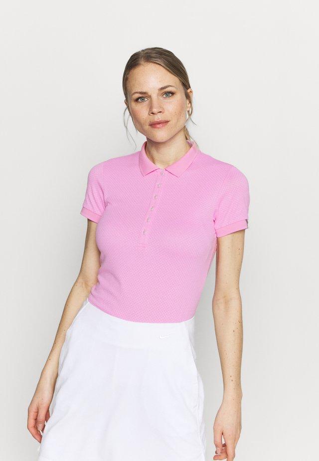 WOMEN SHINE  - Polo - pink reef