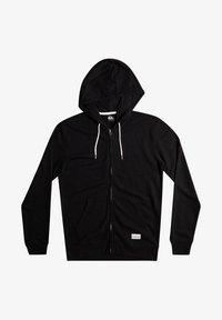 Quiksilver - MIT REISSVERSCHLUSS FÜR MÄN - Zip-up sweatshirt - black - 3