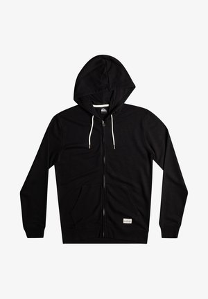 MIT REISSVERSCHLUSS FÜR MÄN - Zip-up sweatshirt - black