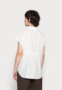 Opus - FASPI - Button-down blouse - milk - 2