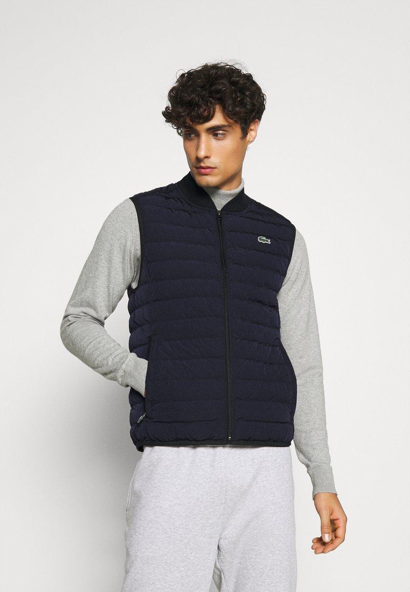 Lacoste - Waistcoat - dark blue