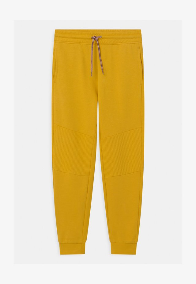 TERRY - Tracksuit bottoms - mango mojito