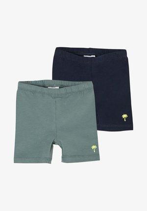 2 PACK - Shorts - petrol/dark blue