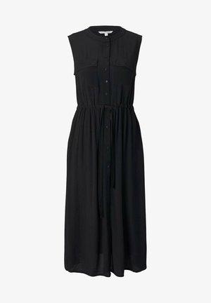 Robe chemise - deep black