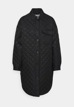 JACKET COOPER - Klassinen takki - black