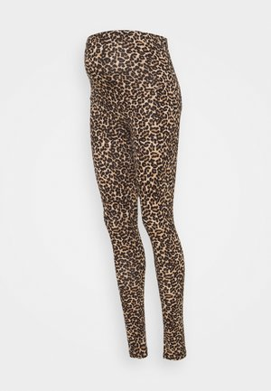 OLMLOVELY LEO - Leggings - Trousers - black