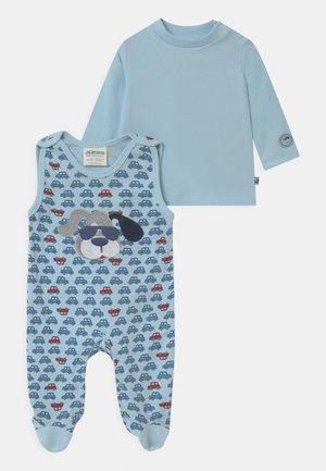 HAPPY CAR FRIENDS - Pyjama set - hellblau