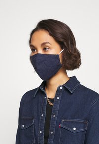 Icon Brand - MASK - Kasvomaski - navy - 2