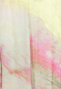 Esqualo - SKIRT BLURRED PRINT - Maxi skirt - multi-coloured - 2